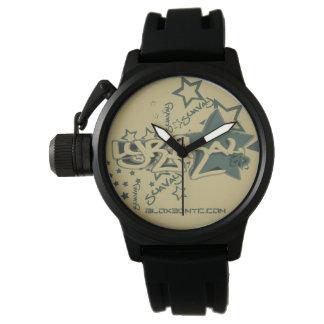Blox3dnyc.com Urban star design for Lyrikal Watch