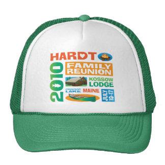 Blox Hardt Family Reunion Trucker Hat