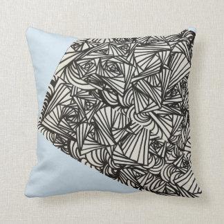 Blu Designer Pillow
