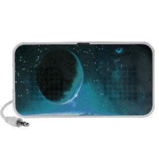 Blu Eyed World Speaker