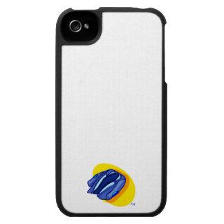 Blu Jacket s Blue Jacket iPhone 4 Case