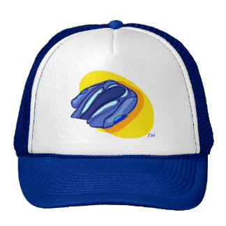 Blu Jacket's Blue Jacket Cap