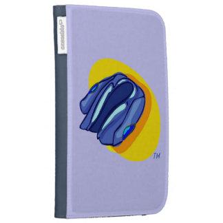 Blu Jacket's Blue Jacket Kindle 3 Case