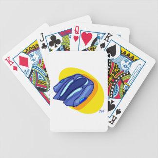 Blu Jacket's Blue Jacket Deck Of Cards