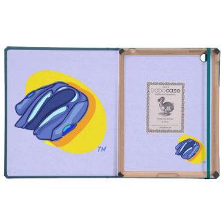Blu Jacket's Blue Jacket iPad Cases