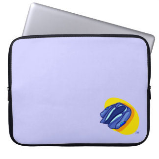 Blu Jacket's Blue Jacket Laptop Sleeves