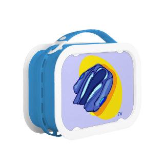 Blu Jacket's Blue Jacket Lunchbox