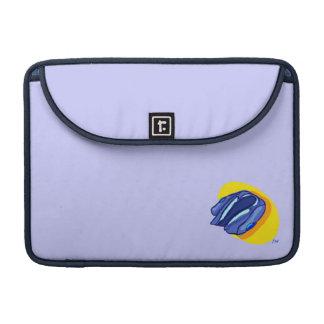 Blu Jacket's Blue Jacket MacBook Pro Sleeve