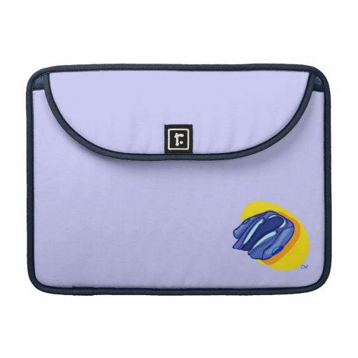 Blu Jacket's Blue Jacket Sleeve For MacBooks