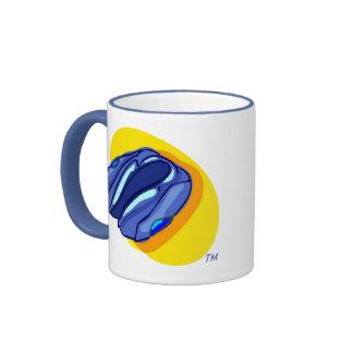 Blu Jacket's Blue Jacket Ringer Mug
