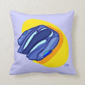 Blu Jacket's Blue Jacket Throw Cushions