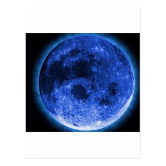 blu moon postcard