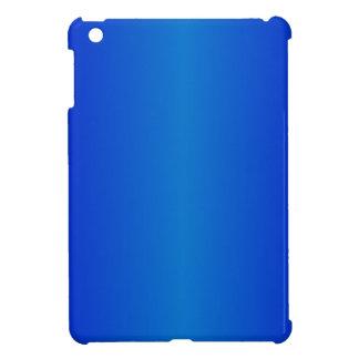 Blue 3 - True Blue and Medium Blue Gradient Case For The iPad Mini