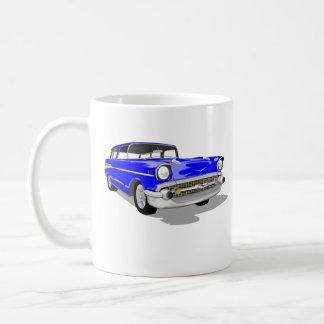 Blue '57 Nomad Coffee Mug