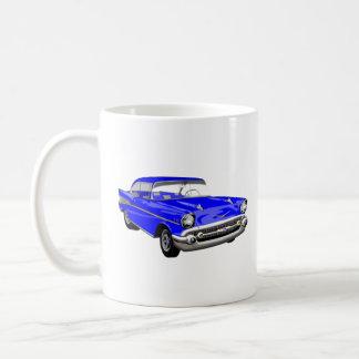 Blue '57 Shoebox Coffee Mug