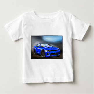 Blue_6th_Gen Baby T-Shirt