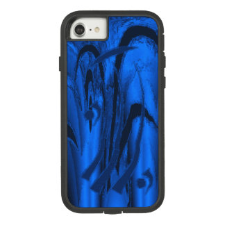 Blue Abstract 3 Case-Mate Tough Extreme iPhone 8/7 Case