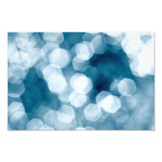 Blue abstract background art photo
