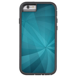 Blue abstract background tough xtreme iPhone 6 case
