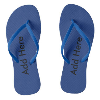 Blue add your thoughts Adult, Slim Straps Thongs