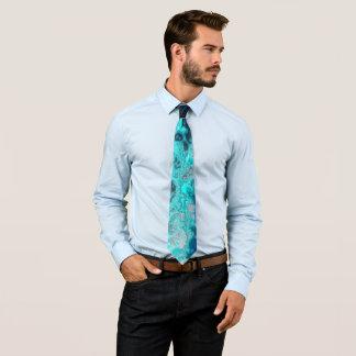 Blue Agate 1 Tie
