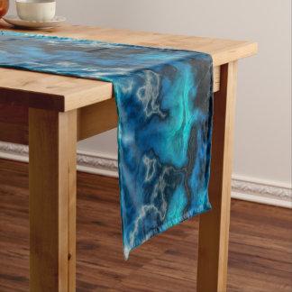 Blue Agate 2 Short Table Runner