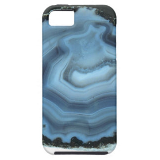 Blue Agate Case For The iPhone 5