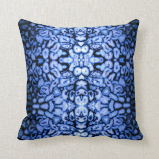 Blue Agates Cushion