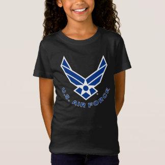 Blue Air Force Logo & Name Tshirts