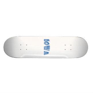 Blue American Flag Iowa Skateboard Decks
