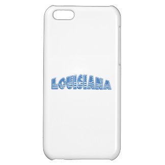 Blue American Flag Louisiana iPhone 5C Cases