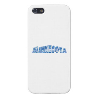 Blue American Flag Minnesota Covers For iPhone 5