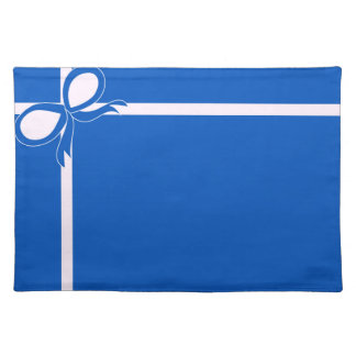 Blue American MoJo Placemat