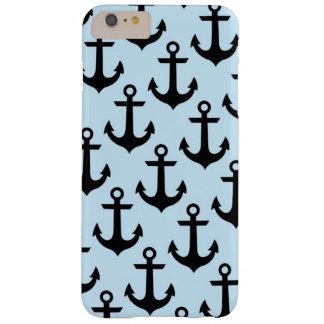 Blue Anchor iPhone 6/6s Plus Phone Case