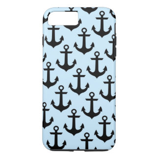 Blue Anchor iPhone 7 Plus Phone Case