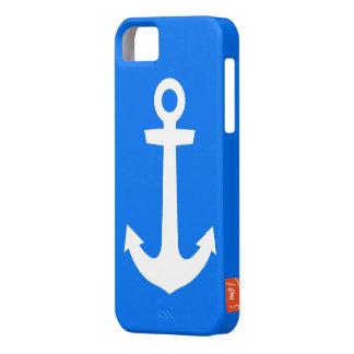 Blue Anchor IPhone case