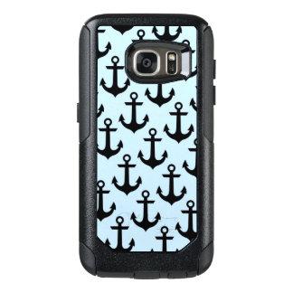 Blue Anchor Samsung Galaxy S7 Otterbox Case