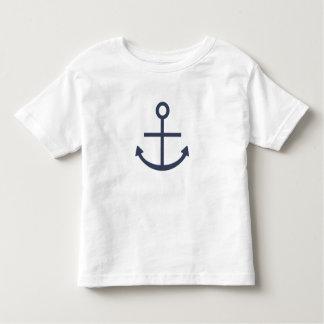 Blue Anchor Toddler T-Shirt