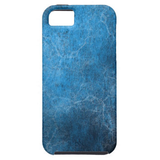 Blue And Black background Case For The iPhone 5