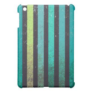 blue and black stripes ipad ase iPad mini cases