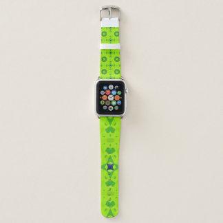 Blue and Green MAndala  2 Apple Watch Band