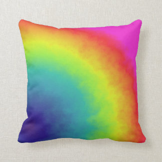 blue and more throw pillow