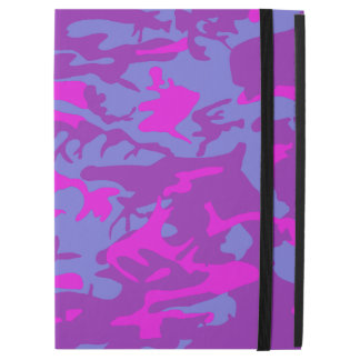 """Blue and Pink Camo iPad Pro 12.9"""" Case"""