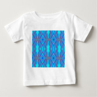 Blue And Pink Texture Baby T-Shirt