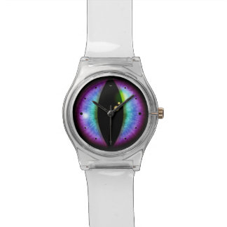 Blue and Purple Dragons Eye Watches