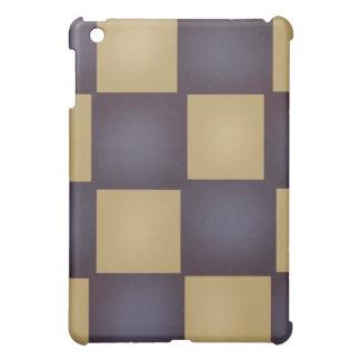 Blue and Tan Checks iPad Speck Case iPad Mini Case