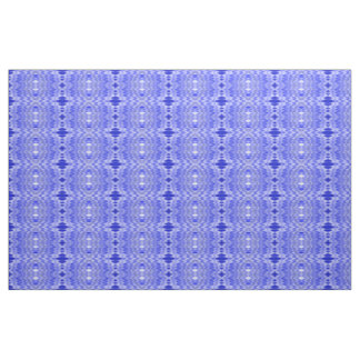 blue and white paint streaks fabric