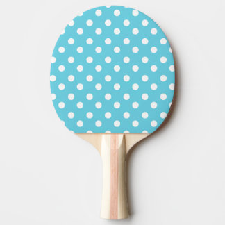 Blue and White Polka Dots Pattern Gifts
