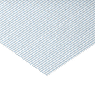 Blue and White Stripes | Customize The Color Tissue Paper