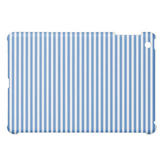 Blue and White Stripes iPad Speck Case Case For The iPad Mini